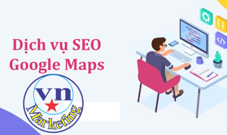 dich vu seo google map