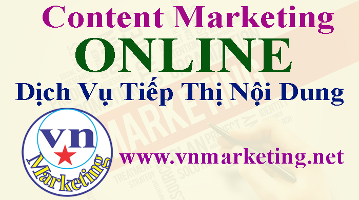 Tiếp thị nội dung Content Marketing Online